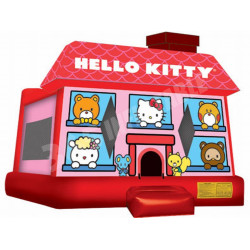 Hello Kitty Bouncy Castle