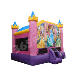 Magicjump Princess Bouncy Castle