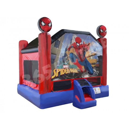 Spiderman Bouncy Castle