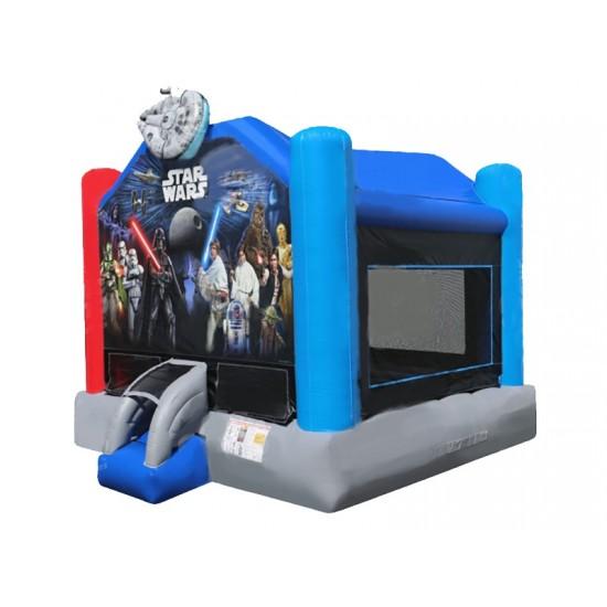 Star Wars Bouncy Castle