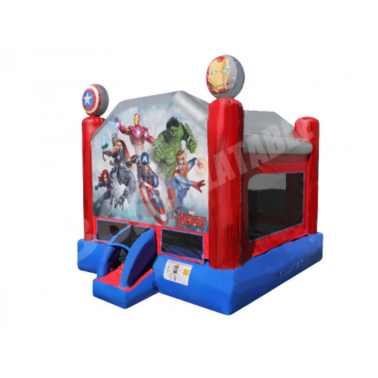 Avengers Bouncy Castle