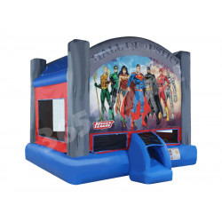 Justice League Bouncy Castle