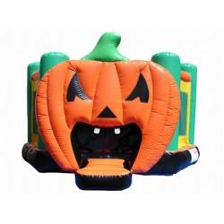 Pumpkin Halloween Bouncer
