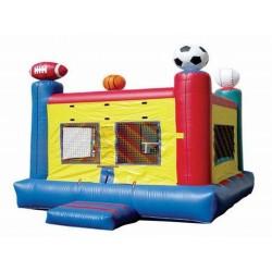 Sports Bouncy Castle