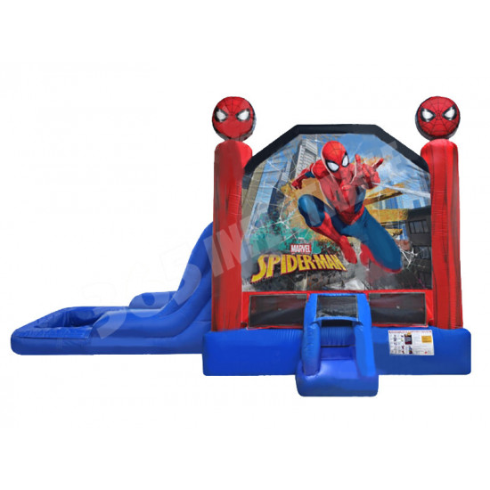 Spiderman Jumper Slide