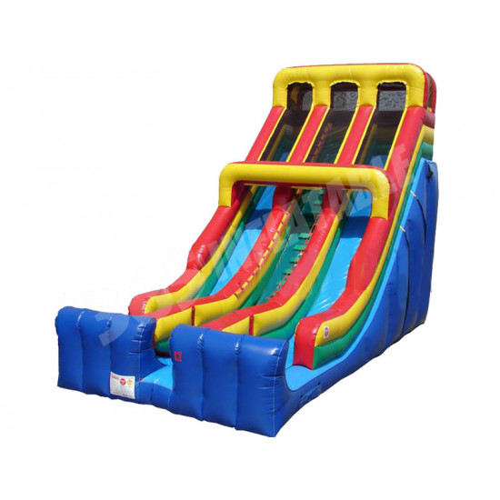 Double Lane Slide