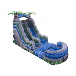 Water Slide Bouncy Castle