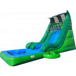 Wet Dry Slide Inflatable
