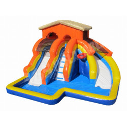 Inflatable Water Slides Toddlers