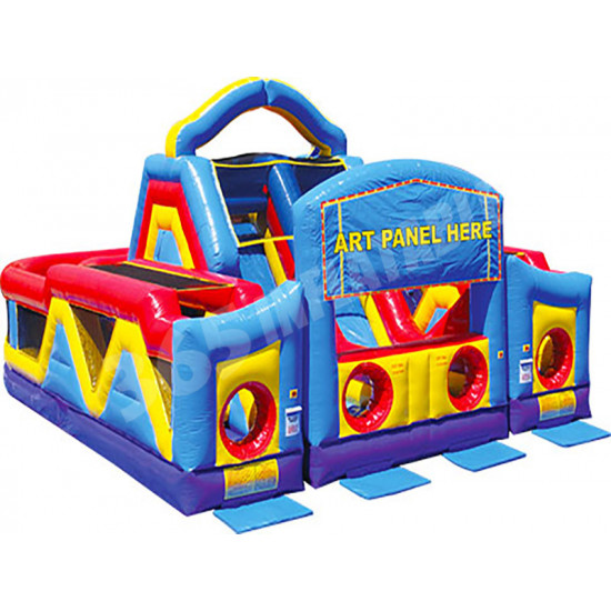 Module Challenge Rush Obstacle Course