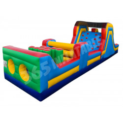 Obstacle Course Bouncy Castle