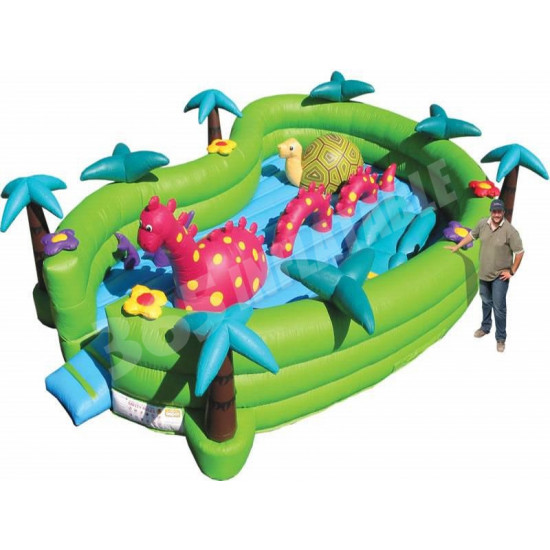 Inflatable Depot Baby Dino Lake