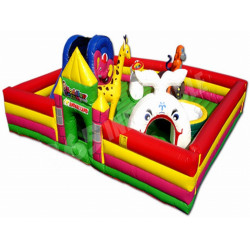 Animal Land Junior Bouncy Castle