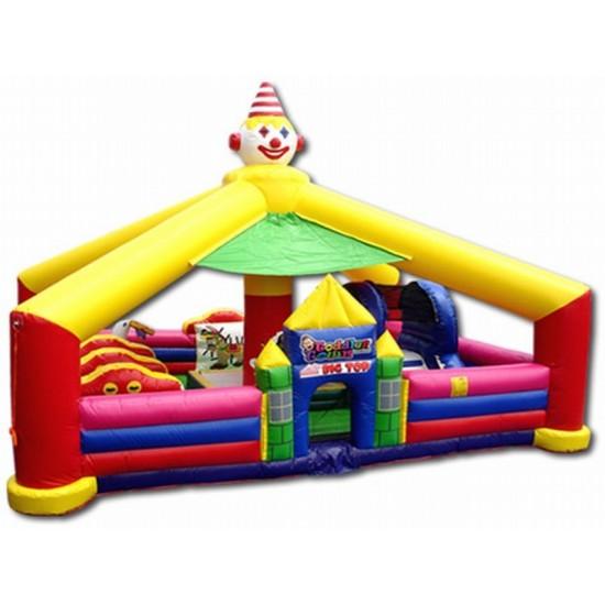 Circus Toddler Bouncy Castle