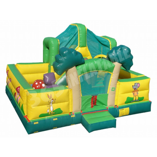 Jungle Toddler Game