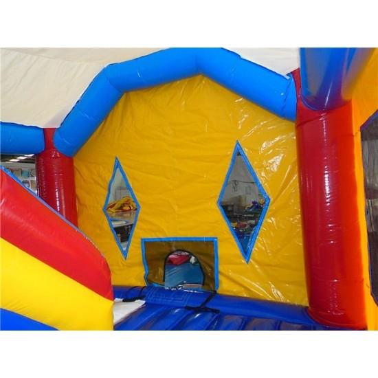 Justice League Backyard Bouncy Castle