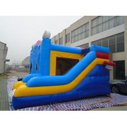 Justice League Combo Bouncy Castle