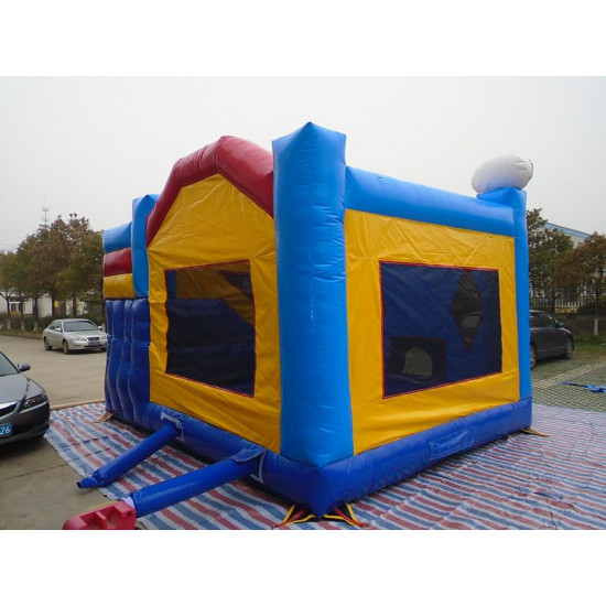 Justice League Combo Bouncy Castle