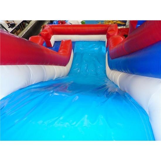 7m Single Lane Slide