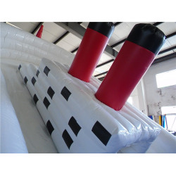 Titanic Inflatable Slide