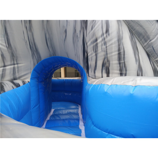 Hurricane Slide With Pool
