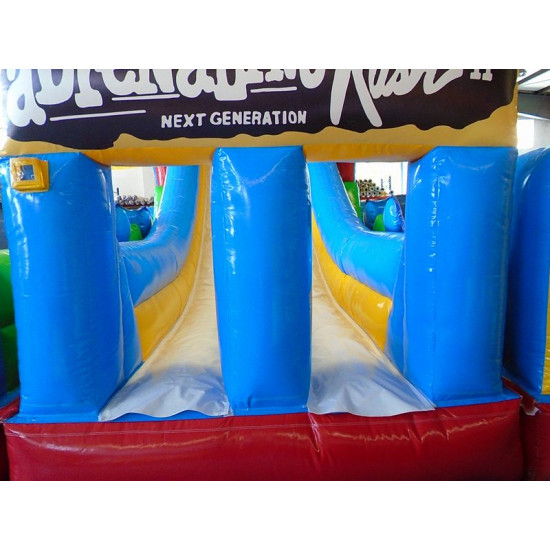 Adrenaline Rush Ii Obstacle Course