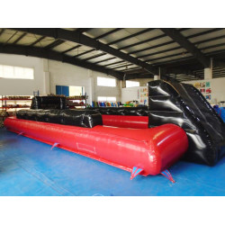 Inflatable Human Table Soccer Attraction
