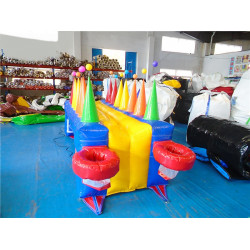 Floating Ball Inflatable Game