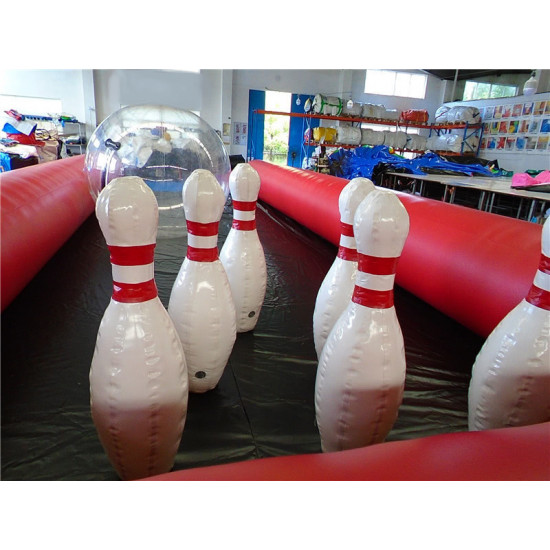 Bubble Bowling