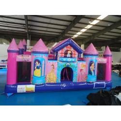 Inflatable Princess Playground Toddler