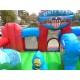 Inflatable Rescue Squad Junior Bouncy Castle