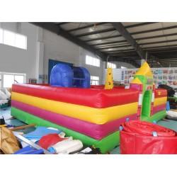 Animal Land Junior Bouncy Castle