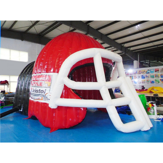 Inflatable Helmet Tunnel